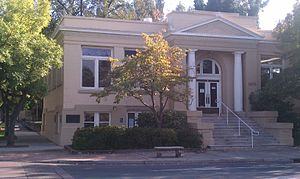 Public Law Libraries (U.S.) - Oroville, California law library 2012