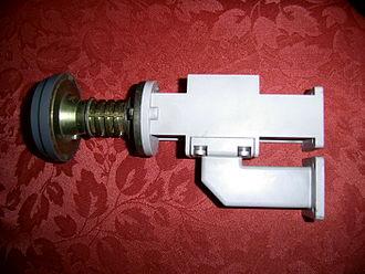 Orthomode transducer - Orthomode transducer (Portenseigne, France)