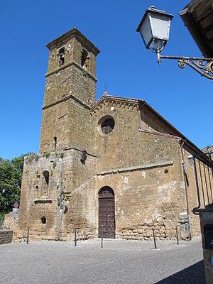 San Giovenale, Orvieto - Chiesa di San Giovenale