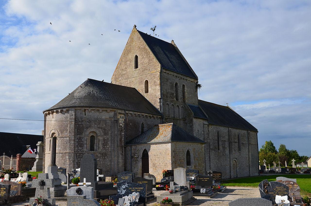 Osmanville - Eglise Saint-Martin (1).jpg