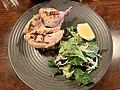 Osteria Epoca Cafe Bar, Yeronga, Queensland, grilled spatchcock.jpg