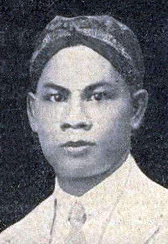 Oto Iskandar di Nata - Image: Oto Iskandar di Nata Youth