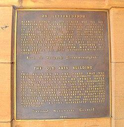 Photo of Bronze plaque № 39578