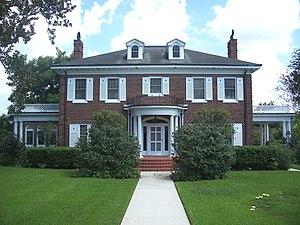 Wheeler-Evans House - Image: Oviedo Wheeler Evans House 01