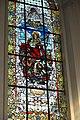 Pähl St. Laurentius Bleiglasfenster Michael 686.jpg