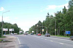 2016 Shchelkovo Highway police station attack - Shchelkovo Highway