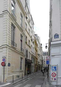 Image illustrative de l'article Rue Sauval