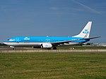 PH-BXF KLM Royal Dutch Airlines Boeing 737-8K2(WL) - cn 29596 pic2.JPG