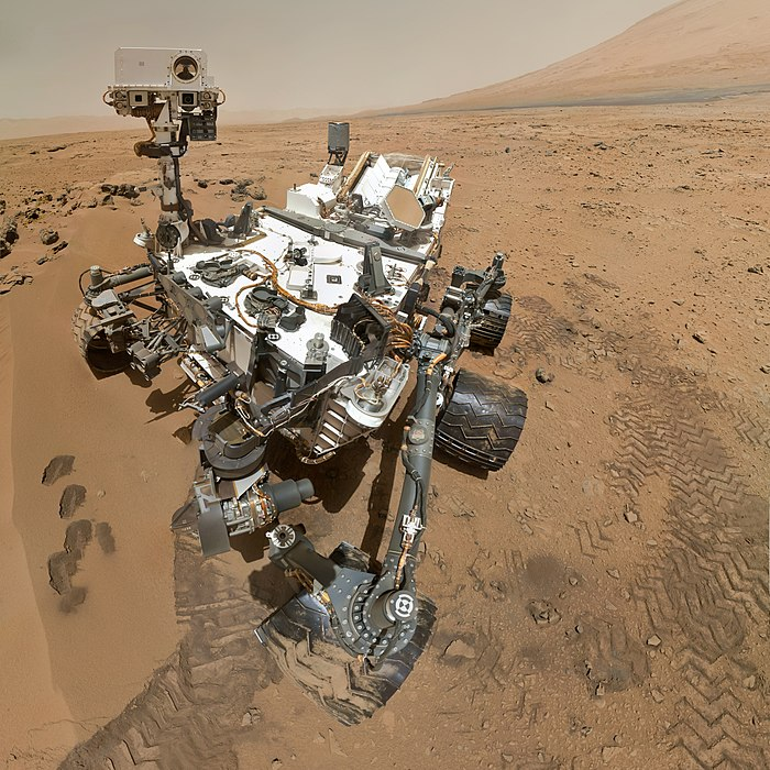 mars rover findings - HD 1200×1200
