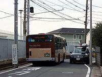 神奈川中央交通舞岡営業所