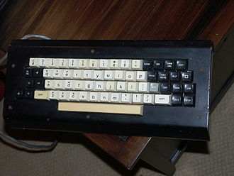 PLATO (computer system) - A standard keyboard for a PLATO IV terminal, circa 1976.