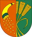POL gmina Domaniów COA.png