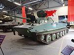 PT-76 in the Musée des Blindés, France, pic-2.JPG