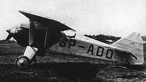 PZL P.1 - PZL P.1, second prototype