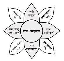 Namokar Mantra - Wikipedia