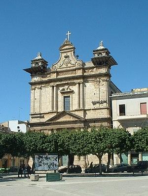 Pachino - Chiesa Madre SS Crocifisso