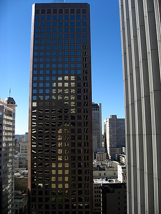 One Montgomery Tower - Image: Pacific Telesis Center