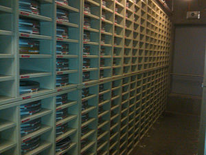 Film preservation - Packard Humanities Institute, Santa Clarita, Nitrate film Film Vault