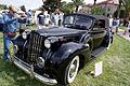 Packard Twelve 1939 Victoria Converitible LSideFront LakeMirrorClassic 17Oct09 (14598614264).jpg
