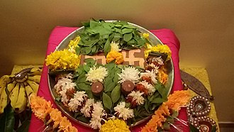 Paduka - Paduka Poojan done during Satchidanand Utsav