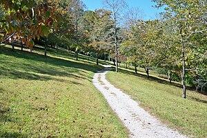 Paintsville Lake State Park - Image: Paintsville Lake Kiwanis Trail