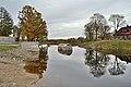 Pajaka mõisa viiva endise silla asukoht Kasari jõel.jpg