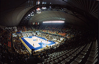 2010 FIVB Volleyball Men's World Championship - Image: Palacalafiore