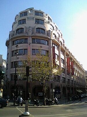 Palais Berlitz - 33 boulevard des Italiens, Present