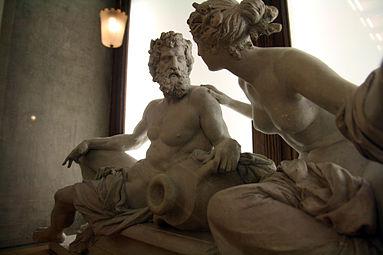 Pallas-Athene-Brunnen Wien - Donau Inn Gipsmodell b.jpg