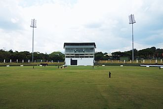 Pallekele International Cricket Stadium - Image: Pallekele 1