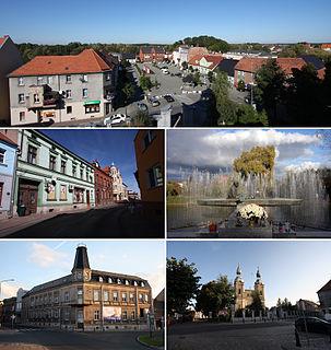 Zbąszyń Place in Greater Poland, Poland