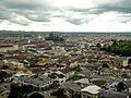 Panorámica de la Ciudad de Popayán desde el Mirador.JPG
