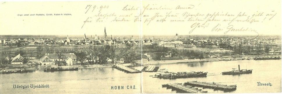 Panorama Novog Sada
