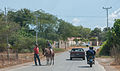 Panoramic of Las Guevaras Street.JPG