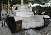 Panzerkampfwagen 38 3