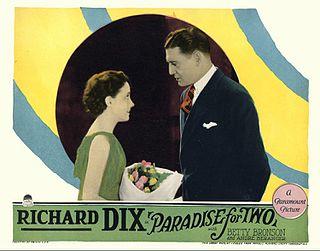 <i>Paradise for Two</i> (1927 film) 1927 film