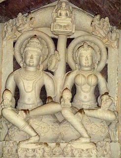 Marudevi Mother of Rishabhanatha