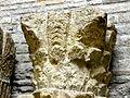 Paris (75), abbaye Saint-Germain-des-Prés, chapiteau envoyé au musée de Cluny 13.jpg