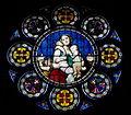 Paris (75017) Notre-Dame-de-Compassion Chapelle royale Saint-Ferdinand Vitrail 14.JPG
