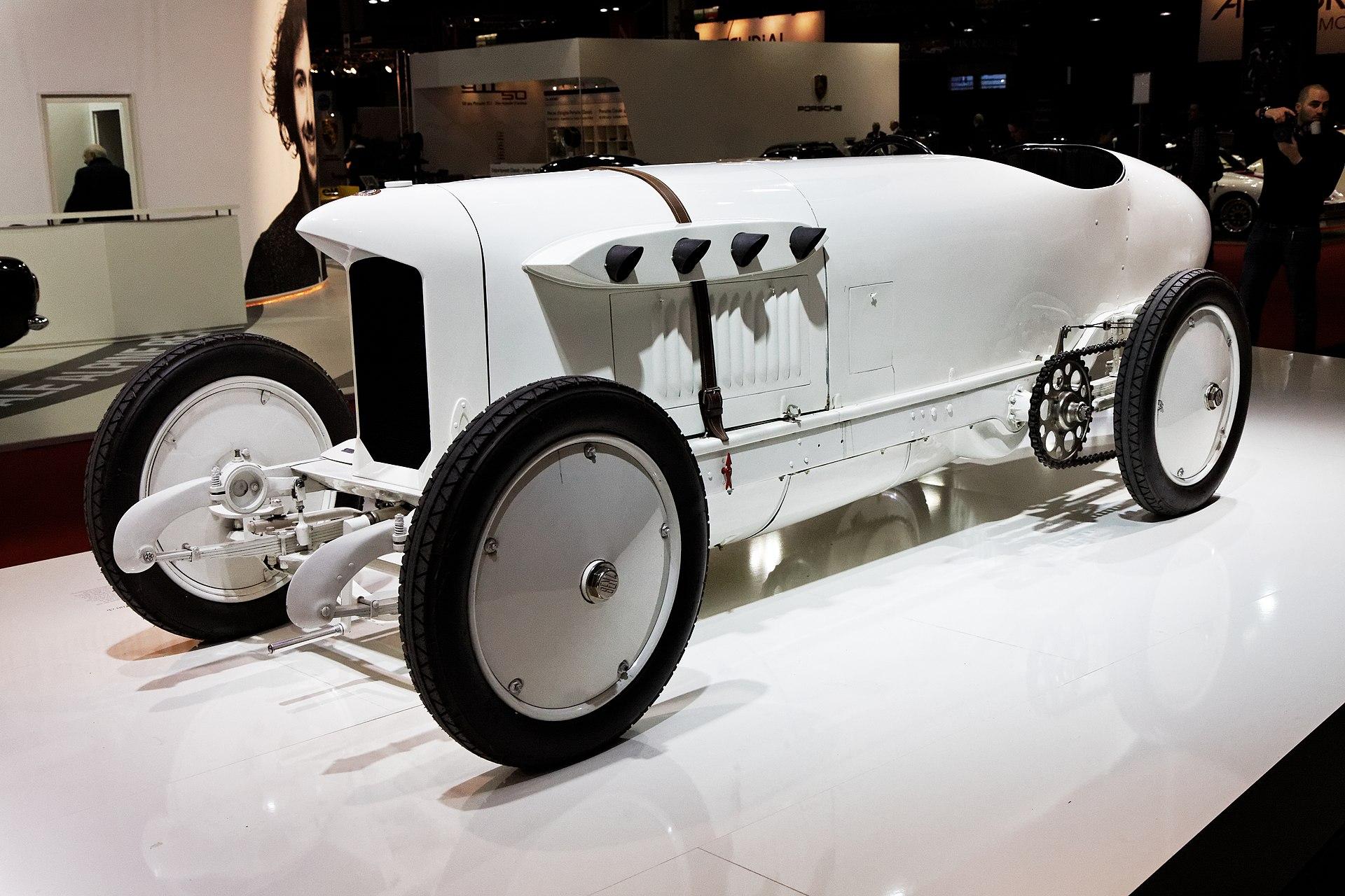 Land Speed Record >> Blitzen Benz - Wikipedia