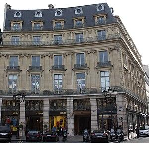 Kenzō Takada - Image: Paris Hôtel de Soyecourt 1143