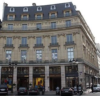 Kenzō Takada - Kenzo fashion house in Paris