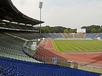 UEFA Euro 1988 - Image: Parkstadion gelsenkirchen 2