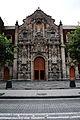 Parte frontal del Templo de San Felipe Neri El Nuevo.JPG