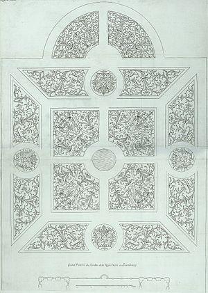 Jacques Boyceau - Boyceau's design