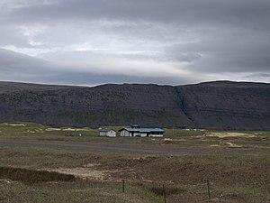Patreksfjörður Airport - Image: Patreksfjordur Airport
