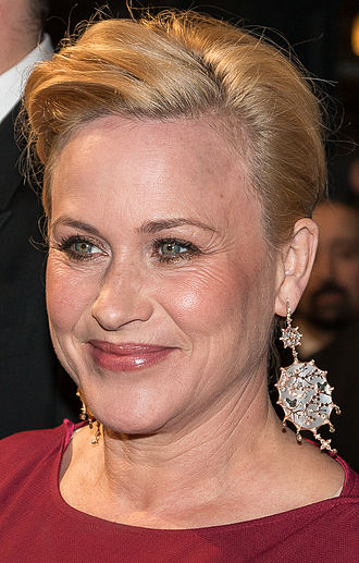 Patricia Arquette - Arquette at the 68th British Academy Film Awards on February 8, 2015