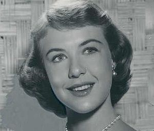 Patricia Smith (actress) - Smith in 1956