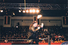 Paul (E) Heyman Addressing Crowd.jpg