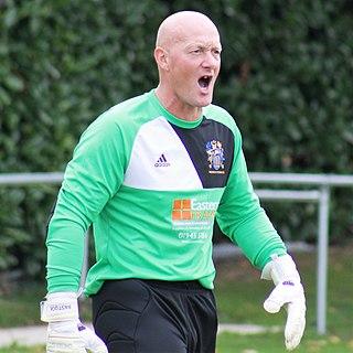 Paul Bastock English association football player